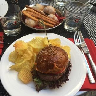 Martini Burger